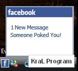 Facebook Programi Masaustu icin