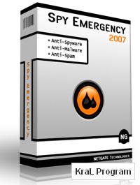 Spy Emergency 2007 v4.0.345