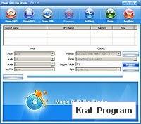 Magic DVD Rip Studio 8.0.7.1