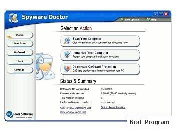 Spyware Doctor 5.1