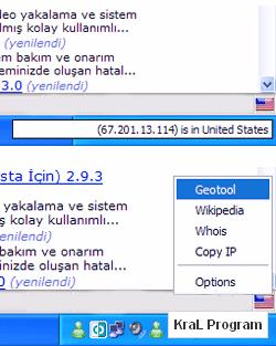 Flagfox Mozilla Firefox Eklentisi
