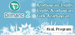 Azerice Sozluk Ceviri Programi Dilmanc V2.0