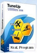 TuneUp Utilities 2008 7.0.8002
