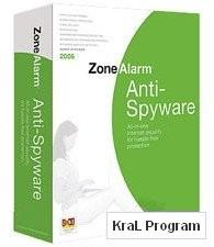 ZoneAlarm AntiSpyware 7.0.470
