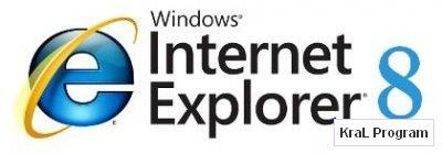 Internet Explorer Vista 8 Beta 1