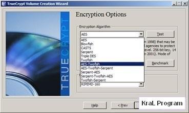 TrueCrypt 5.1a