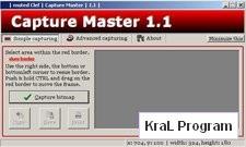 Capture Master 1.1