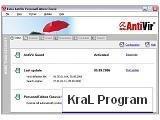 Avira Anti-Vir Personal 8.1.0.326