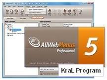 AllWebMenus Pro 5.1.748