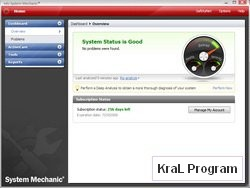 System Mechanic 8.0.3