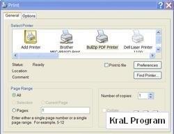 Pdf Yazici BullZip PDF Printer