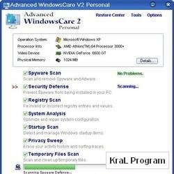 Advanced WindowsCare 3.3.0.1