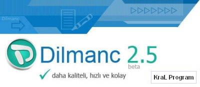Dilmanc 2.5 ceviri programi