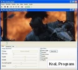 VLC VideoLAN 0.9.7