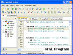DzSoft PHP Editor 4.2.2.3