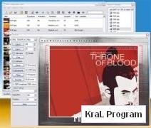 DVD slideshow GUI 0.9.1.0