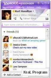 Yahoo Messenger 9.0.0.2123