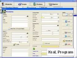 Oto Kiralama Programi 1.0