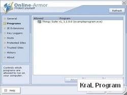 Online Armor Free 3.1.0.25