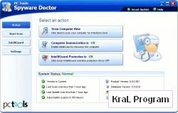 Spyware Doctor 6.0.1.440