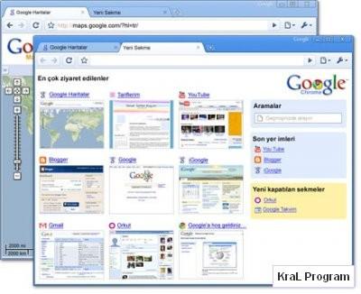 Google Chrome 2.0.164.0