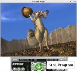 AVS DVD Player 2.4.5.153