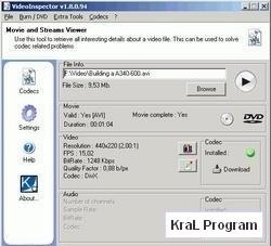 VideoInspector 2.2.0.118