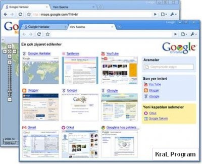 Google Chrome 2.0.176.0