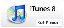 iTunes 8.2 muzik satin alma programi
