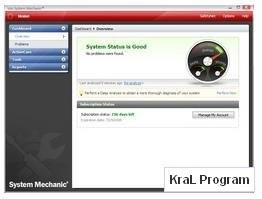 System Mechanic 8.5.6.15 Sistem duzenleme programi