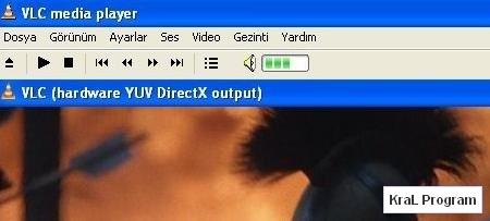 VLC VideoLAN 1.0.1
