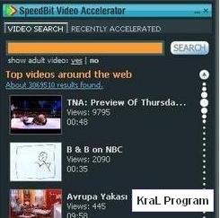 SpeedBit Video Accelerator 3.0.9.2