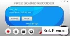 Free Sound Recorder 7.9.2