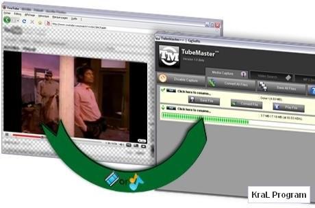 TubeMaster 1.2 download indir