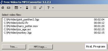 Video to MP3 Converter 3.2.1.54
