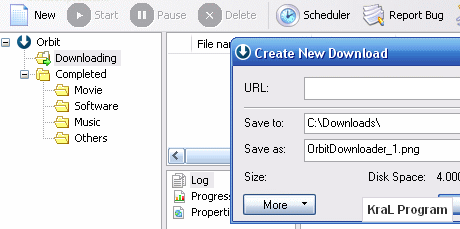 Orbit Downloader 2.8.16