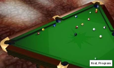 Billiard Art Bilardo Oyunu