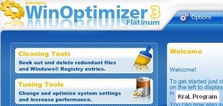 Ashampoo WinOptimizer 6.50 Windows Bakimi