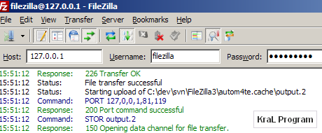 FileZilla 3.2.8.1 Ftp Programi