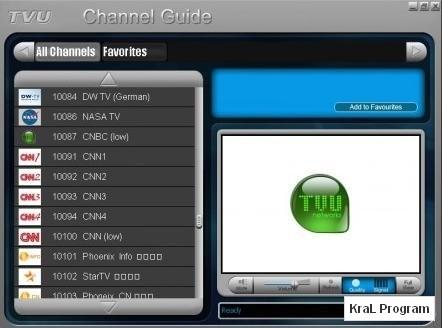 TVUPlayer 2.4.9.1 Canli tv izleme programi