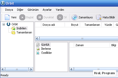 Orbit Downloader 2.8.19 dosya indirme programi