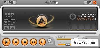 AIMP Classic 2.60.528 Muzik calma programi