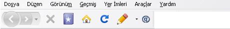Mozilla Firefox 3.6 RC2 Turkce internet tarayicisi