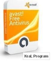 Avast Free Antivirus 5.0.418 Turkce antivirus programi