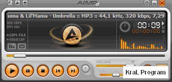 AIMP 2.60 Build 551 Ucretsiz muzik calma programi