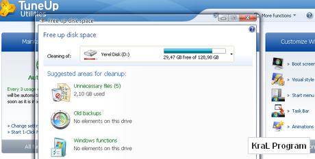 TuneUp Utilities 2010 9.0.4020.33 Bilgisayar hizlandirici