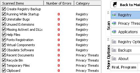 Error Repair Pro 4.1.5 Bilgisayar hatalarini gideren program