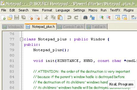Notepad++ 5.6.8 Gelismis not defteri uygulamasi