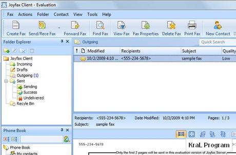 Joyfax Server 4.90.0308