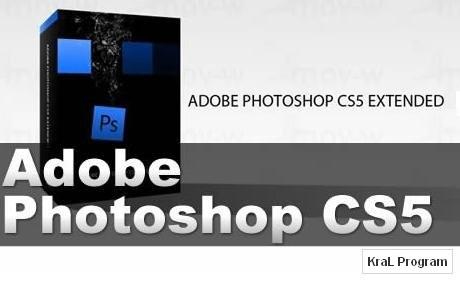 Adobe Photoshop CS5 Extended Resim düzenleme programı
